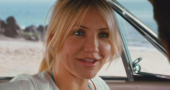 Cameron Diaz likes her men in make up