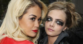 Cara Delevingne and Rita Ora relationship upsets Azealia Banks