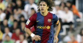 Carles Puyol pens new Barcelona contract
