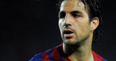 Cesc Fabregas says Barcelona fans expect more from him