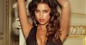 Cristiano Ronaldo's girlfriend Irina Shayk refuses to cut Lionel Messi's Barcelona shirt