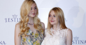 Dakota Fanning and Elle Fanning look great at Met Gala 2013
