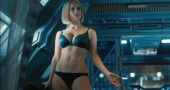 Damon Lindelof apologises for Alice Eve underwear scene in Star Trek Into Darkness