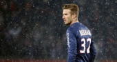 David Beckham: I feel at home at Paris Saint-Germain