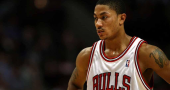 Derrick Rose won't return until he's 110 percent healthy