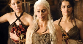 Emilia Clarke talks Game of Thrones Season 3