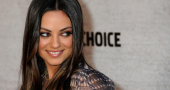 Erik Odom, Mila Kunis & E.L.James break Fifty Shades of Grey silence