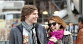 Evan Peters opens up about working with girlfriend Emma Roberts