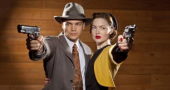 First look at Emile Hirsch and Holliday Grainger in 'Bonnie and Clyde' miniseries