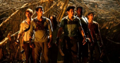 First look at several images from 'The Maze Runner' featuring Dylan O'Brien