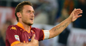 Francesco Totti still aiming for Champions League