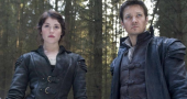Gemma Arterton discusses relationship with Jeremy Renner
