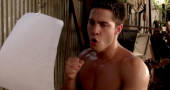 Glee's Dean Geyer reveals what he looks for in a girl