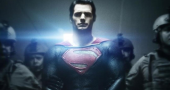 Henry Cavill and Amy Adams in new Man of Steel promo pictures