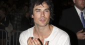 Ian Somerhalder to beef up for Celebrity Beach Bowl