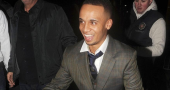 JLS' Aston Merrygold would love to be a X Factor judge