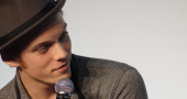 Jake Abel discusses the success of Percy Jackson and the failure of I Am Number Four