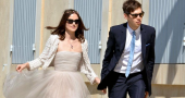 James Righton says Keira Knightley marriage will not affect Klaxons