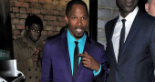 Jamie Foxx The Amazing Spider-Man 2 Electro costume details revealed