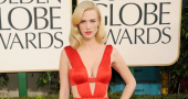 January Jones: 'My hair is falling out in clumps'
