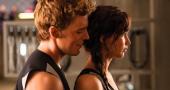 Jennifer Lawrence and Sam Claflin talk 'Catching Fire' at Cannes