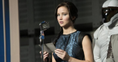 Jennifer Lawrence talks prep for Catching Fire