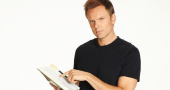 Joel McHale is delighted at Dan Harmon's return to Community season five
