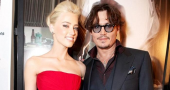 Johnny Depp and Amber Heard caught holding hands at concert