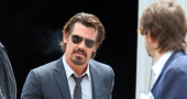 Josh Brolin partying with Bradley Cooper and Michael Fassbender after divorce