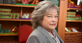Kathy Bates praises the talent on American Horror Story: Coven