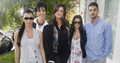 Kim Kardashian, Khloe Kardashian, Kourtney Kardashian: I'm A Celebrity... want to bag jungle sisters