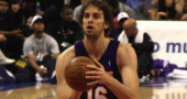 Lakers forward Pau Gasol continues to progress