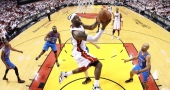 LeBron James leads ballot for the East in NBA All Star Game 2013 Starters