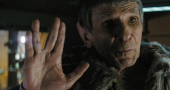 Leonard Nimoy reveals the history of the Vulcan salute