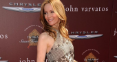 Leslie Mann praises Megan Fox's boobs