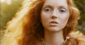 Lily Cole gives up modelling to focus on acting career
