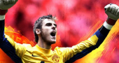 Manchester United's David De Gea set for Real Madrid or Barcelona