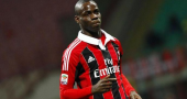Mario Balotelli scores twice as he returns to Italy