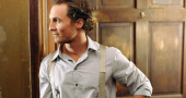 Matthew McConaughey talks being a family man