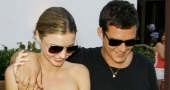 Miranda Kerr and Orlando Bloom split rumours denied