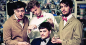 Mumford and Sons nervous about Glastonbury gig
