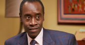 New picture of Don Cheadle as Iron Patriot in Iron Man 3