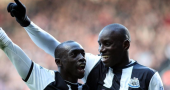 Newcastle United to replace Chelsea bound Demba Ba with Peter Odemwingie