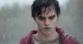 Nicholas Hoult compares his Warm Bodies Zombie costume to his X-Men: Days of Future Past Beast costume