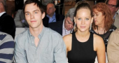 Nicholas Hoult uncomfortable with Jennifer Lawrence's fame