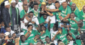 Nigeria triumph win the African Cup of Nations