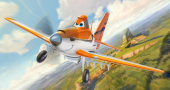 Official trailer for Disney's Planes released