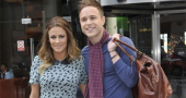 Olly Murs opens up about Caroline Flack relationship