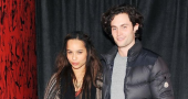 Penn Badgley says he fell in 'earth-shattering love' with Zoe Kravitz
