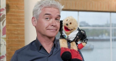 Phillip Schofield reveals weight loss following new diet